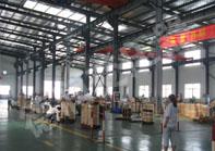 生产中的济南scb10干式变压器