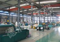 济南s11油浸式变压器生产线